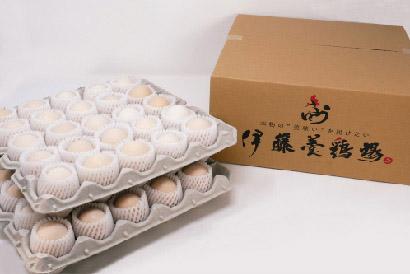 東京うこっけい卵(通常タイプ)<br />まとめ買い20個~
